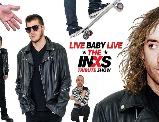 INXS Tribute Facebook